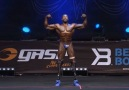 Incredible! Handicapped bodybuilders Julien-Ashton Kreutzer an...