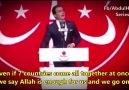 Insah Akrin - Osman Gokcek&epic speech. Translated By...