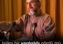 İslam hoşgörü dini değildir!İslam... - Muhammed Fatih Morgül