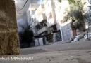 İsrailli İşgalcilerin Gazze'de Vurdukları Ev