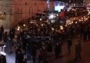 İSTANBUL   Taksim'de Kuran'a Saygı Mitingi