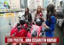 İstanbul trafiğinde motorsikletli olmak!