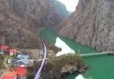 İşte manzara..Doğu Ekspresi Erzincan İliç&geçerken..