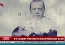 İşte paylaşım rekoru kıran Erdoğan klibi!