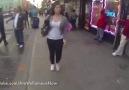 İşte TESETTÜR FARKI-NewYork sokaklarnda Tesettürlü ve Tesettürsüz