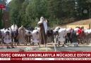 İsveçte Müslümanlar yağmur duasına çıktı