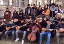 İTÜ öğrencileri müzik haramdır diyen gericilere böyle yanıt verdi