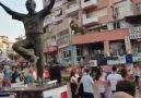 İZMİR Aliağa Gazi Mustafa Kemal ATATÜRK Heykeli