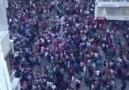 İzmir'de Aynı Bugün Gibi Başlayan Dünkü Görüntüler 2 Haziran 2013