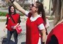 İzmirin AK Kadınları her yeri ile inletiyor..