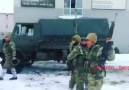 Jandarma komando taburu operasyon öncesi.