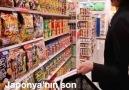 Japonyanın son teknoloji supermarketi..