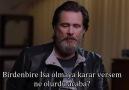 Jim Carrey hepimizin zaman zaman sorduğu soruları soruyor Via