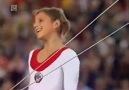 Jimnastik Tarihine Damgasını Vuran Kız