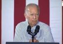 Joe Biden​ shared a tense moment with a protester on the campa...