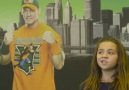 John Cena's Prank with Hidden Camera