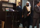 Kabe imamı @abdurrahmanelussi