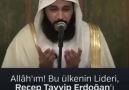Kabe imamıAbdurrahman el USSİ ... - Devlet-i Ebed Müddet