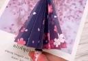 Kağıttan minyatür açılır kapanır şemsiye... - Ailede Mutluluk ve Çocuk Eğitimi