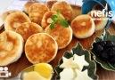 Kahvaltılık Mini Bazlamalar )