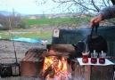 Kamanlilar - Memlekette kara demlikte içilen çayın yerini...