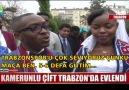 Kamerunlu çift trabzonda evlendi