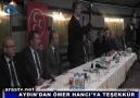 KAMİL AYDIN&ÖMER HANCI&TEŞEKKÜR