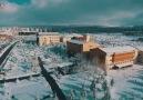Kampüsten Kar Manzaraları...