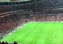 Kaptan Musleranın maç sonu üçlüsü!Günaydın Galatasaray.