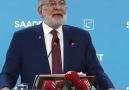 """Karamollaoğlu&quotAk Partili Troller Karaktersiz insanlar"""""""