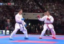 Karate - One of the best kumites...