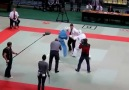 Karate Referee Becomes The Winner