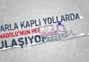 Karla kaplı yollarda Anadolunun her... - T.C. Sağlık Bakanlığı
