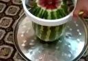 Karpuz  Kesmede Son nokta :)