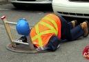 Kaybolan İşçi - Kamera Şakası