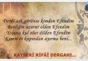Kayseri Rifai Dergahı...