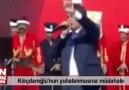 Kemal Kılıçdaroğlu'nun yuhalanmasına müdahale