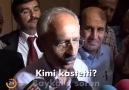 Kemal Kılıçdaroğlu ve Şeref, Namus...