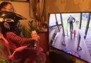 Kendi İmkanlarıyla Kızına Oyun Simülasyonu Yapan Baba