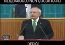 Kılıçdaroğlu'nun hainlik konuşması !