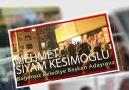 Kırklareli Belediye Başkanı Mehmet Siyam Kesimoğlu