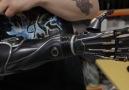 Kişiye özel protez kollar