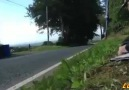 300 KM Hızla Geçen Motosikletler Yakından Nasıl Görünür?