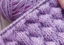 Knitting and Crochet - Bubbles Facebook