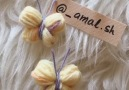 Knitting and Crochet - Crochet Bobbles and butterfly Facebook