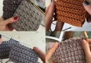 Knitting and Crochet - Tunisian Crochet Stitches Facebook