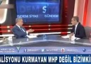 Koalisyon'u kurmayan MHP değil AKP'dir