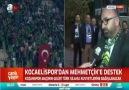 41 Kocaeli - KOCAELİSPOR ve cefakar TARAFTARI bir kez daha...
