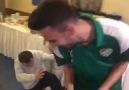 Köksal baba Trabzon maçında kötü oynayan oyuncularımızı kovalıyor