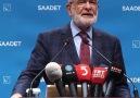 Konu CHP MHP AKP Saadet konusu değil. Adalet konusu hukuk konusu.